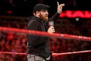 WWE Superstar Sami Zayn Out for Rest of the Year Due to Injury