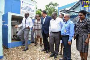 Minister Says Significant Investments Being Made In Water Sector