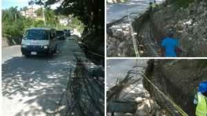 Flood Proned Westgate Hills Entrance Addressed by NWA