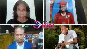 All Four Victims in Westmoreland Motorcycle Crash Indentified