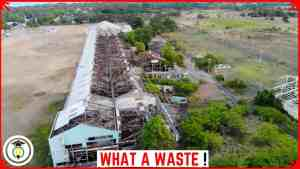 What a waste Ep#3 – Good Year Tyre Factory