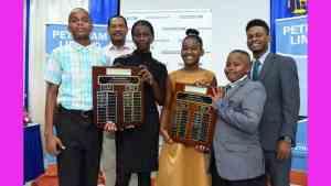 Petrojam Awards Scholarships to GSAT High Achievers