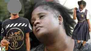 Breaking: Yetanya Francis Mother, FLEES Arnett Gardens after SHOPKEEPER was SH0T & injured