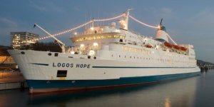 Book Ship returns to Jamaica
