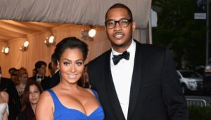 Official end to the marital union of Lala and Carmelo Anthony