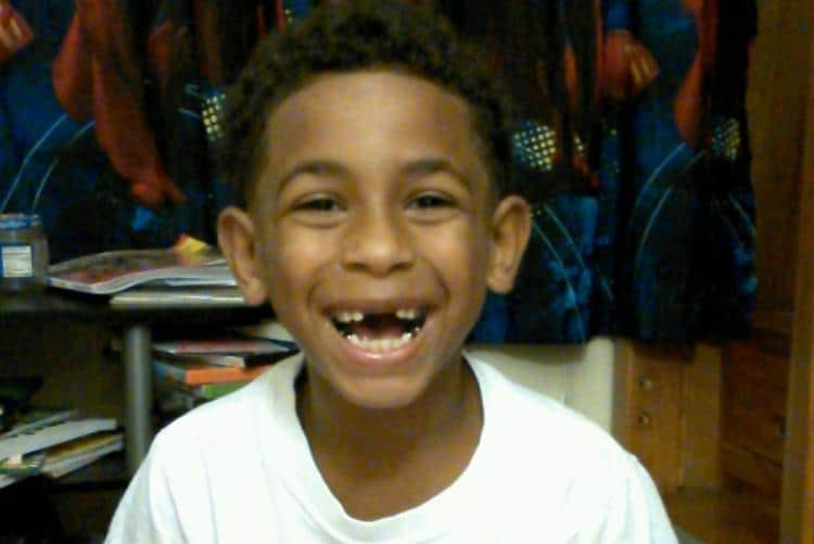 Video of 8 Year Old Cincinnati Boy