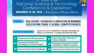 National Science and Technology Conference And Expo November 19 & 20, 2018