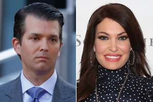 Inside Donald Trump Jr. and Kimberly Guilfoyle's romantic night out
