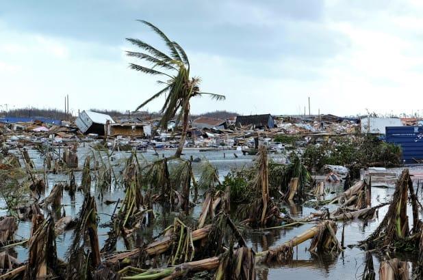 Hurricane Dorian strengthens again to Category 3