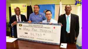 May Pen Hospital to Get $10-Million C-Arm Machine for Orthopaedic Surgeries