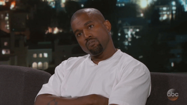 Kanye West talks 'love' for Donald Trump until asked about separating immigrant families