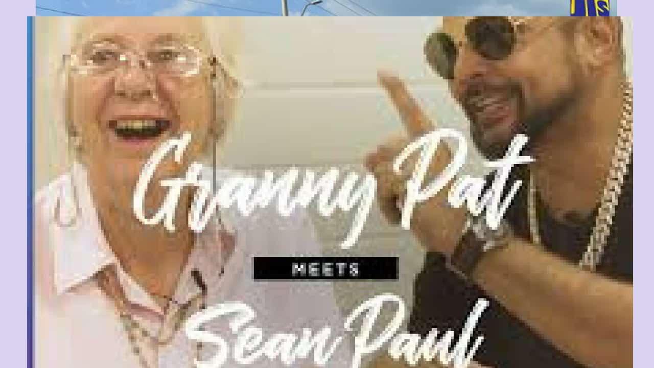 amazing granny meets sean paul - watch what happen next