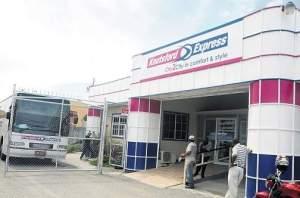 Disaster Strikes Knutsford Express