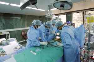 Life Saving Surgery in Cayman Islands