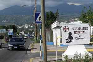 Bustamante Hospital for Children resumed full service