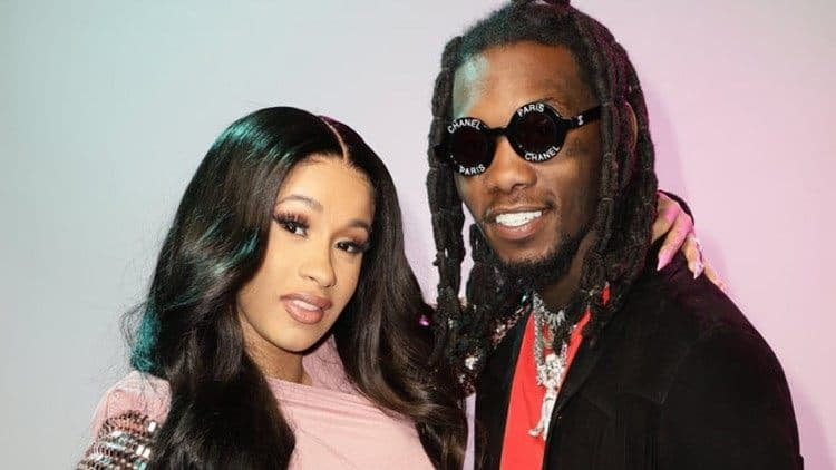 Cardi B and Offset Buy Matching Lamborghini and Show Off the Receipts
