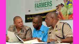 JCF to Establish Agricultural Produce Protection Division