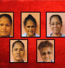 Bahamian President Pardons Five Women