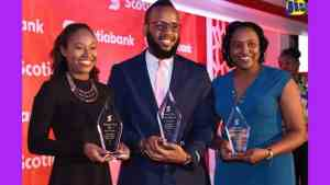 Minister Shaw Hails Scotiabank's Vision Achievers Programme