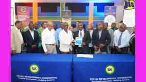 Gov't Reaffirms Support for Parish Development Committees