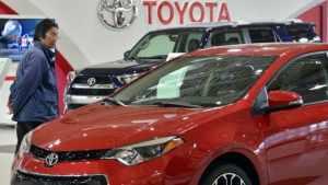 Toyota's Profit Rise Again