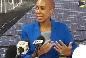 Jamaica Committed to Reducing Carbon Footprint – Minister Williams