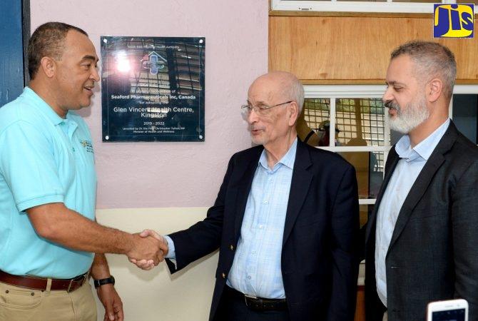 Glen Vincent Health Centre Adopted
