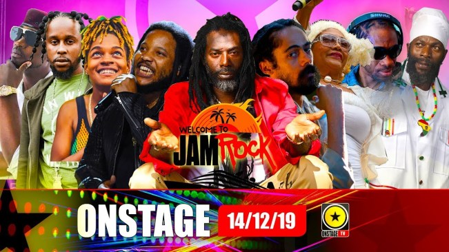 Jamrock Reggae Cruise 2019, Buju, Koffee, Bounty, Popcaan & More – Onstage Dec 14 2019