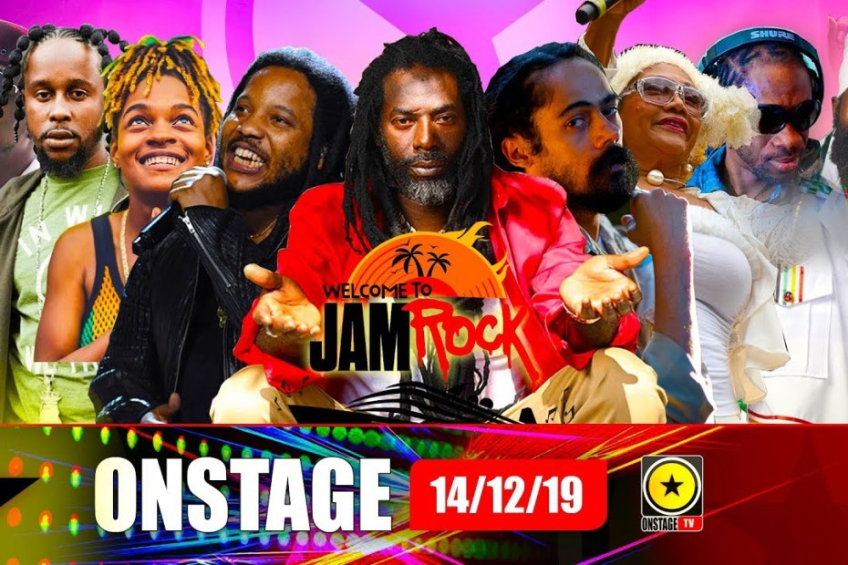 Jamrock Reggae Cruise 2019, Buju, Koffee, Bounty, Popcaan & More – Onstage Dec 14 2019