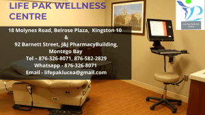 Life Pak Wellness Centre – Prostate Problems
