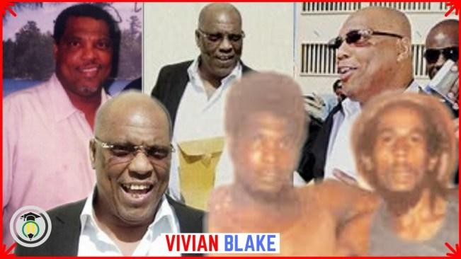 Crime: Who was Vivian Blake?