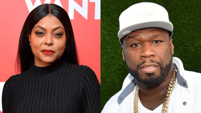 """50 Cent Told Taraji P. Henson That Jussie Smollet Is Why """"Empire"""" Cancelled"""