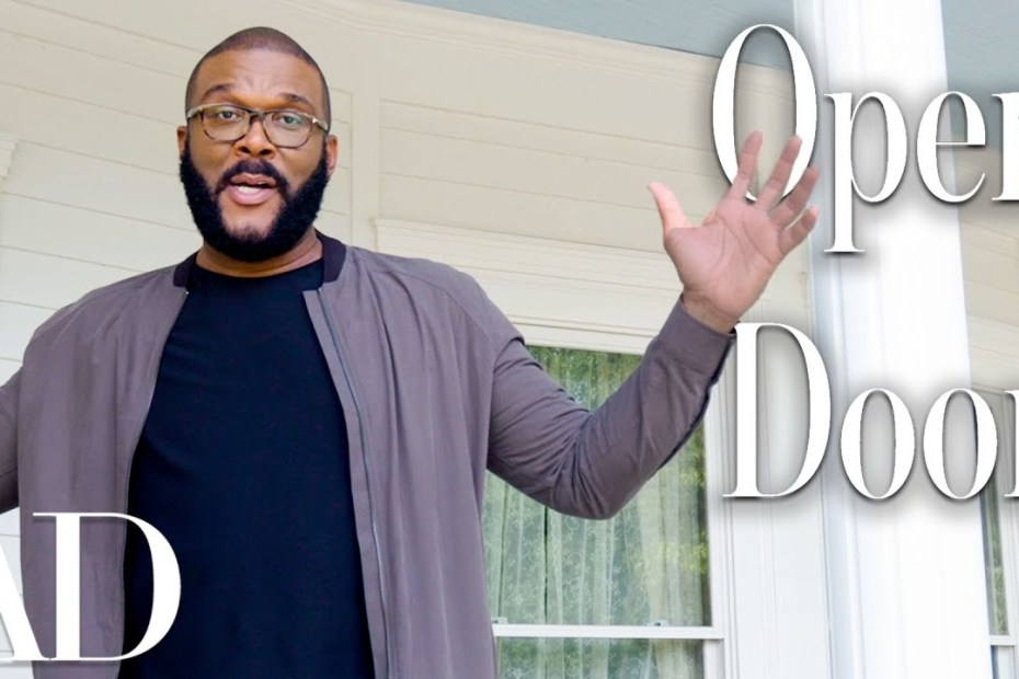 Inside Tyler Perry's 300-Acre Studio Compound in Atlanta