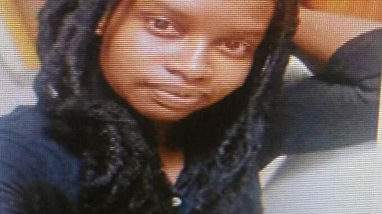 Twenty-year-old Jasmine Tapper Missing