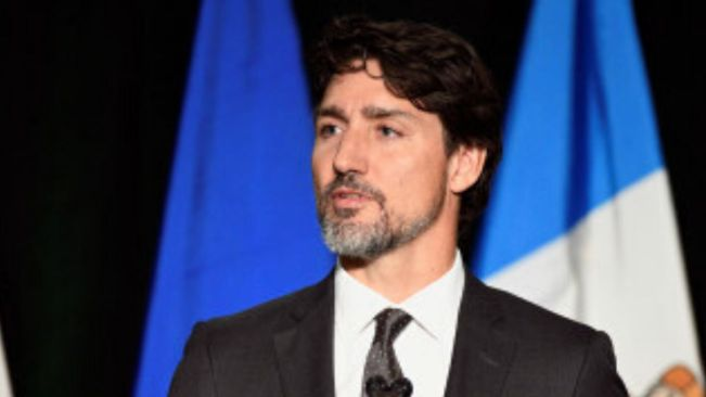 Canadian PM Justin Trudeau blames downing of Ukraine jet on US 'escalation'