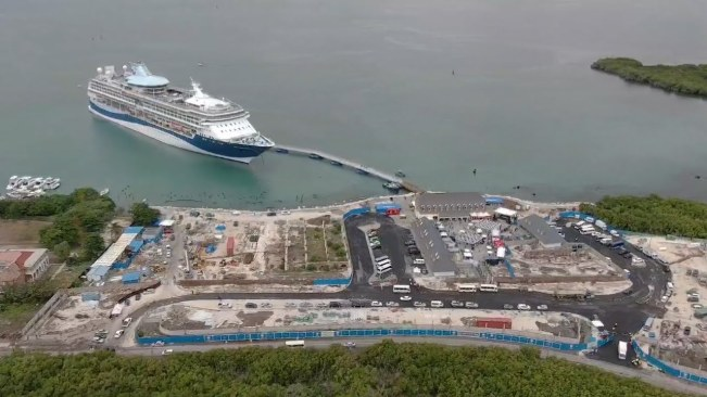 Port Royal Cruise Port, Kingston, Jamaica