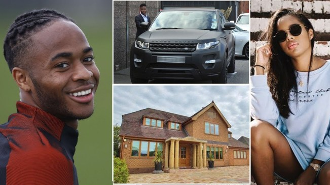 Raheem Sterling Lifestyle   Family   Kids   Wife   House   Car   Net Worth