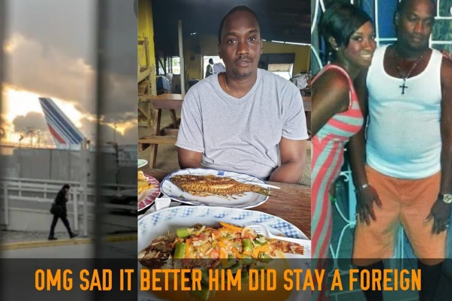 He Returned to Jamaica for One Reason and this Happened