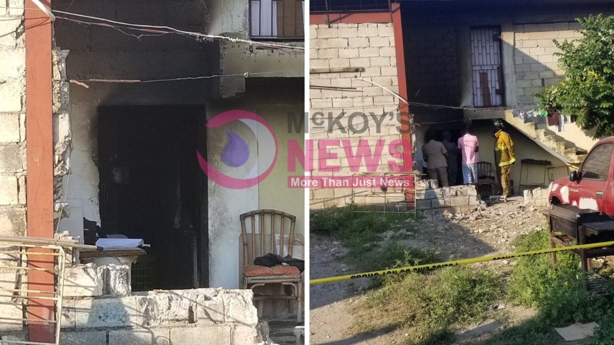 Three Year Old Baby Burnt to Death - Mckoy's News