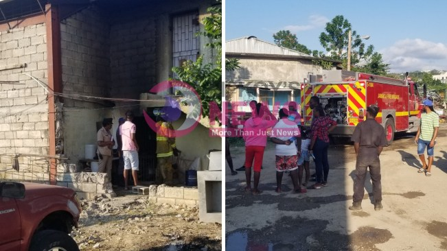 Three-Year-Old Baby Burnt to Death, Another at Hospital Admitted in Montego Bay