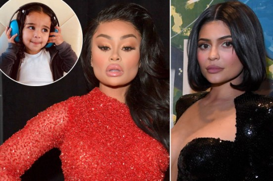 Blac Chyna blasts Kylie for taking Dream on same type of helicopter as Kobe Bryant