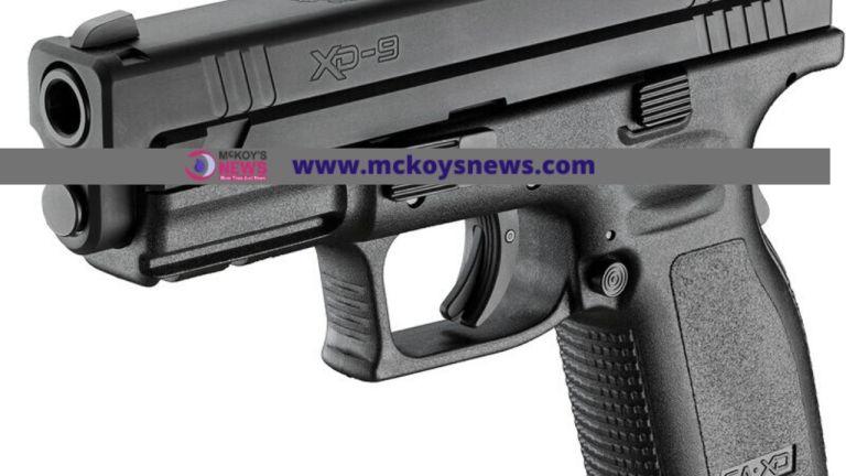Firearm and Ammunition Seized In Mount Salem, St. James