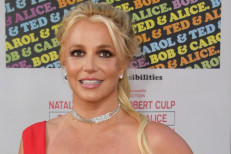 Britney Spears hospitalized after breaking her foot dancing