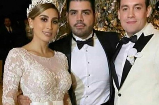 El Chapo's daughter marries nephew of another crime kingpin in Mexican cathedral