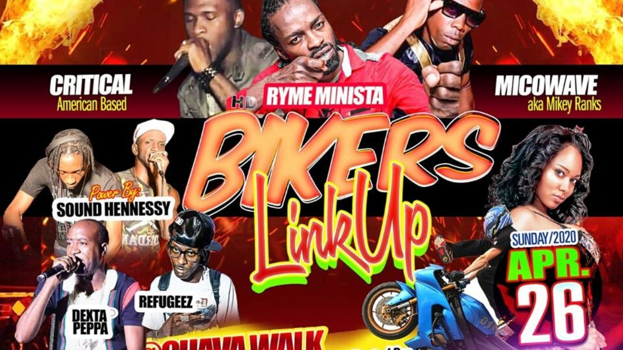 Bikers Linkup - Unity Hall