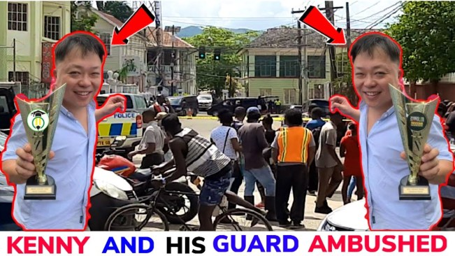 CHINESE businessman K!LLED in MoBay R0BBERY attempt