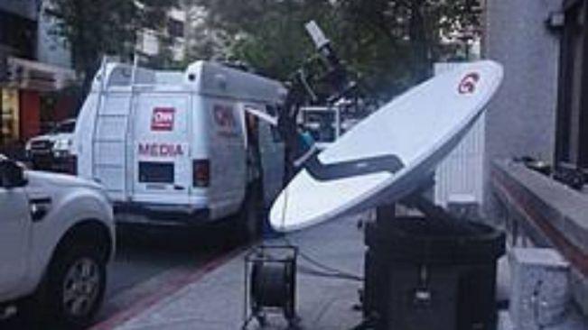 CNN AFFILIATE CONFIRMED WITH CORONAVIRUS