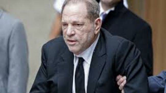 ailed Harvey Weinstein Tests Positive for Coronavirus: Report