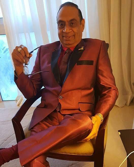 Lachu Ramchandani celebrating 53 years of spectacle in Jamaica