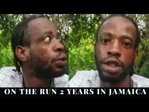 Montego Bay Wanted Man Speaks out from Hiding